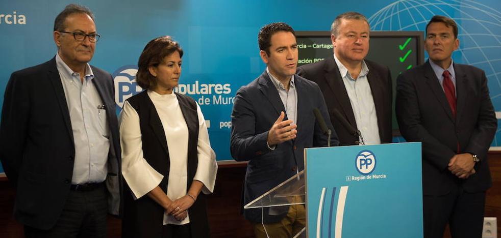 El PP reclama «unidad política» sobre el Pacto Nacional del Agua