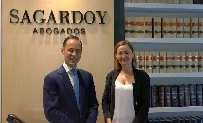 María Luz Rodríguez, nueva presidenta del consejo consultivo de Sagardoy