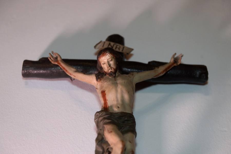 El Convento de Santa Ana recupera el Cristo Crucificado de Salzillo