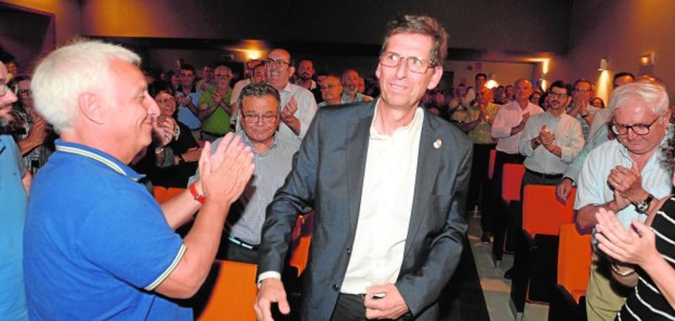 Los marrajos eligen hermano mayor a Francisco Pagán con amplia ventaja