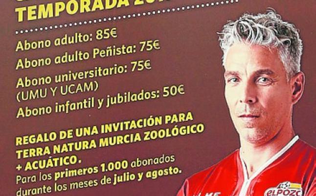 ElPozo y el Murcia se muestran simpatía con un carné común