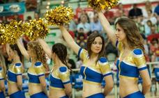 El UCAM CB abre el casting para sus 'cheerleaders' de la próxima temporada