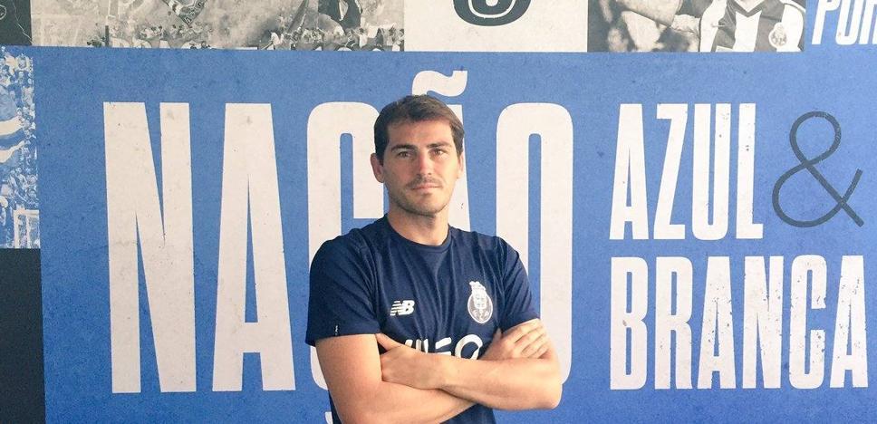 Casillas acepta seguir otro año en el Oporto