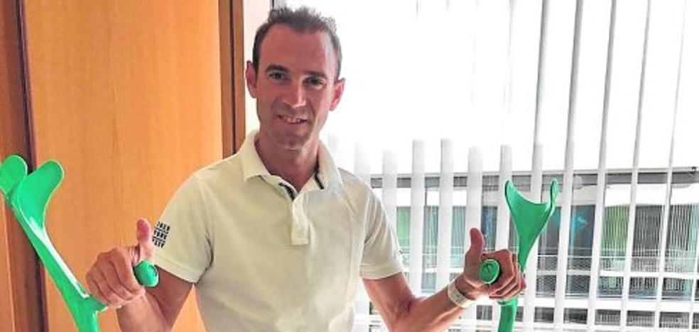 Alejandro Valverde: «Pensé que era el final de mi carrera»