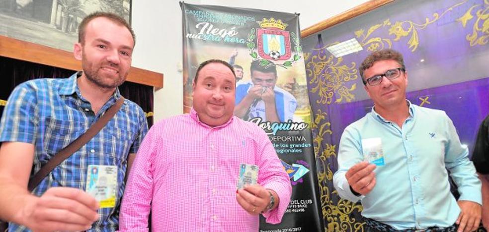 Arranca una campaña con abonos a partir de 50 euros en el Lorca Deportiva