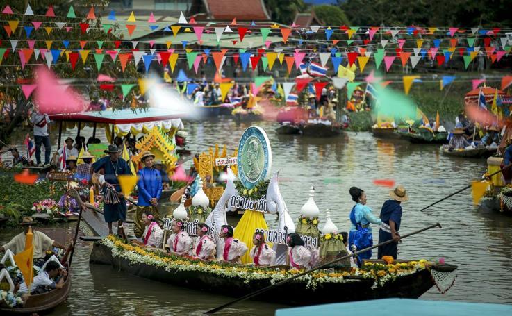 Tailandia celebra el Khao Phansa