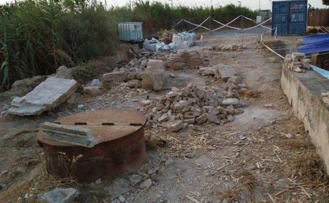 La Fiscalía investiga el mal estado del acueducto de Los Arcos en Alcantarilla