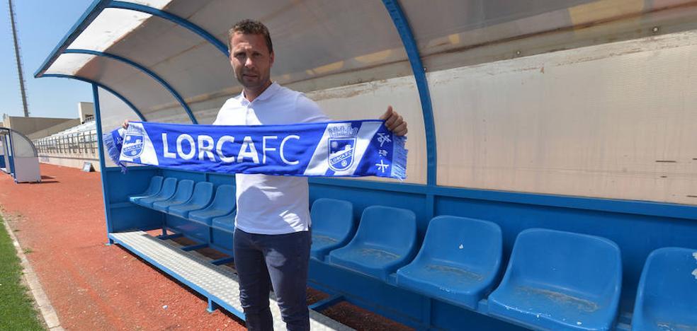 Curro Torres: «Quiero un equipo intenso y agresivo»