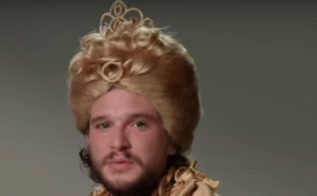 Kit Harrington y su casting falso para Juego de Tronos