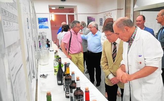 La 'huella dactilar' del vino dará más protección a las tres denominaciones