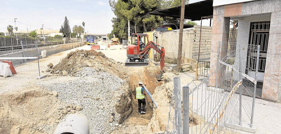 Adif acepta que el AVE llegue soterrado a Murcia con 4 vías