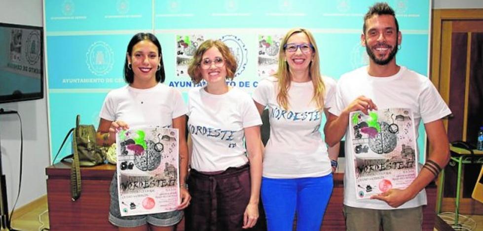 'Noroeste 17' reúne a artistas de la Región