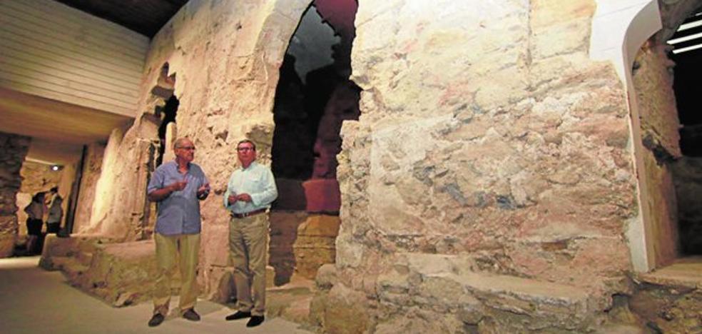 El santuario abrirá en la festividad de la Patrona «esté como esté la iglesia»