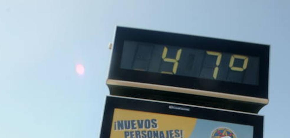 ¿Ha perdido Murcia el récord de la temperatura más alta de España?