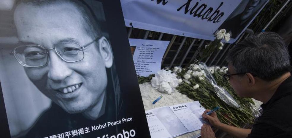 China califica de «blasfemia» la concesión del Nobel a Liu Xiaobo