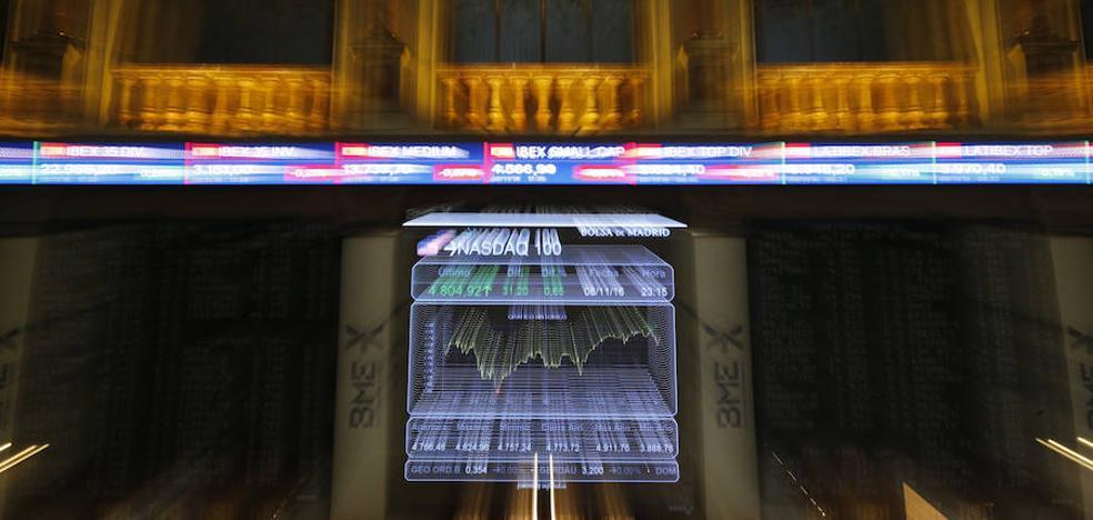 El Ibex-35 sube un 1,6% en la semana y alcanza los 10.655 puntos