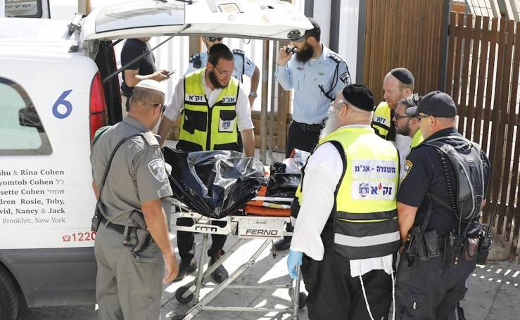 Israel mata a tres palestinos en Jerusalén