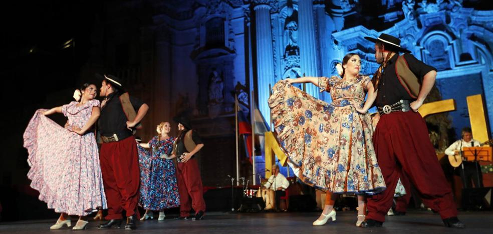 Broche de oro a la 50 edición del Festival de Folclore