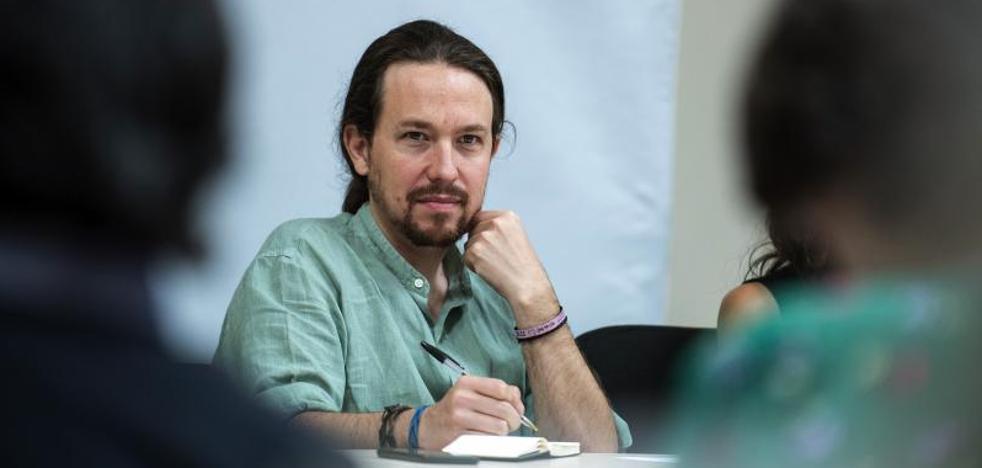 Pablo Iglesias: «Castilla-La Mancha no es un laboratorio»