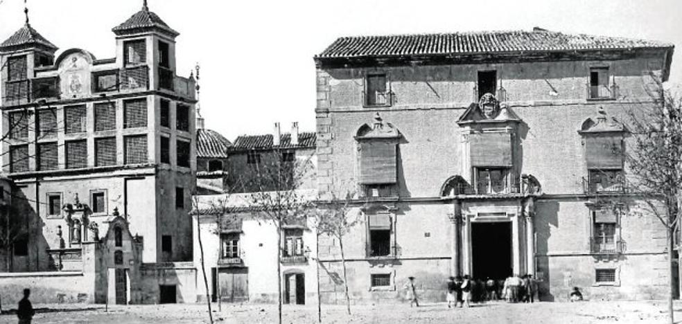 Murcia, aquella ciudad que tuvo cien mansiones