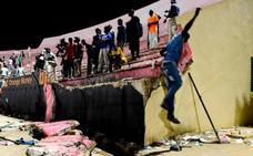 Senegal suspende todas las pruebas deportivas tras la estampida mortal