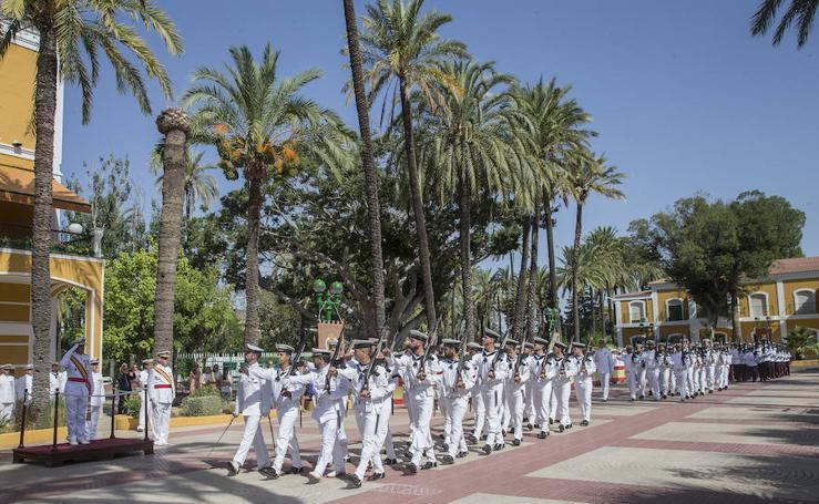 La Armada celebra la festividad de la Virgen del Carmen