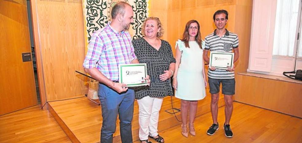 Entrega de diplomas del campus del Monte Sacro