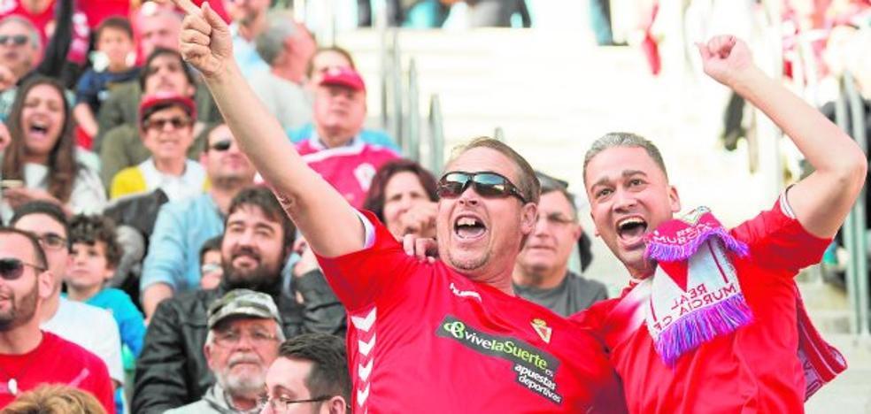 Murcia agranda su peso en Segunda B