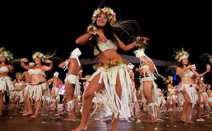 Crisol de culturas en Tahití