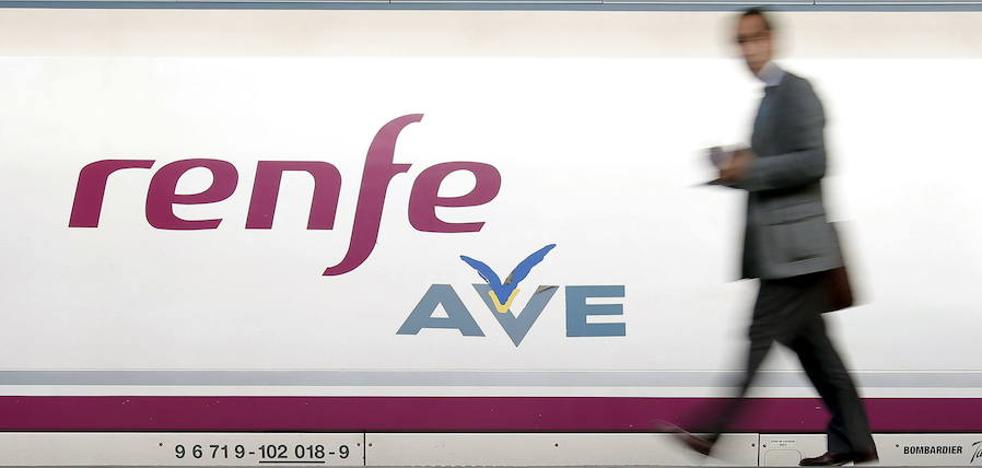 Renfe lanza billetes de AVE entre Madrid y Valencia por 24 euros