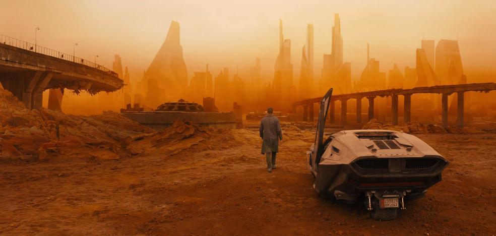 El nuevo mundo de 'Blade Runner' no solo tiene oscuridad