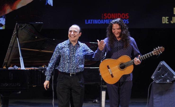 Camilo y Tomatito cierran la tercera jornada de La Mar de Músicas