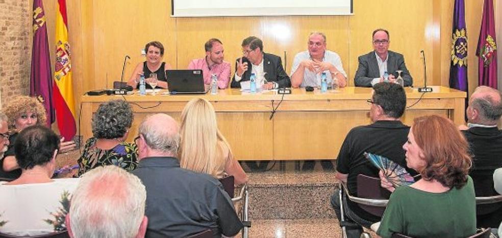 Pagán mantiene en los marrajos a casi todos los directivos de Bastida