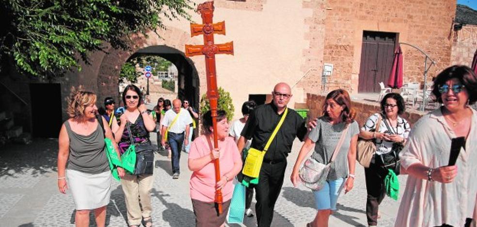 El turoperador del Vaticano trae al primer grupo de peregrinos italianos del Jubileo