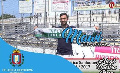 Mawi, desborde y velocidad para el Lorca Deportiva
