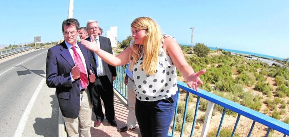 Acuamed aumentará la reserva de agua en Camarillas y en las presas de Las Moreras y Lébor