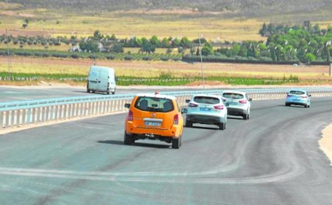 La autovía del Altiplano da otro paso para su apertura en el último trimestre