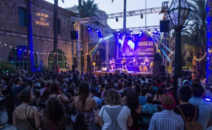 El Kanka y Rodrigo Leão en La Mar de Músicas