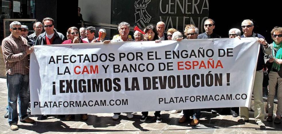 El Sabadell y la Fundación CAM deberán responder por las cuotas participativas de los minoristas