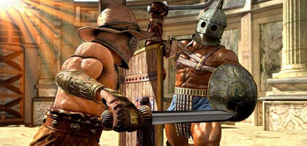 Un fin de semana de romanos, frikis y dinosaurios