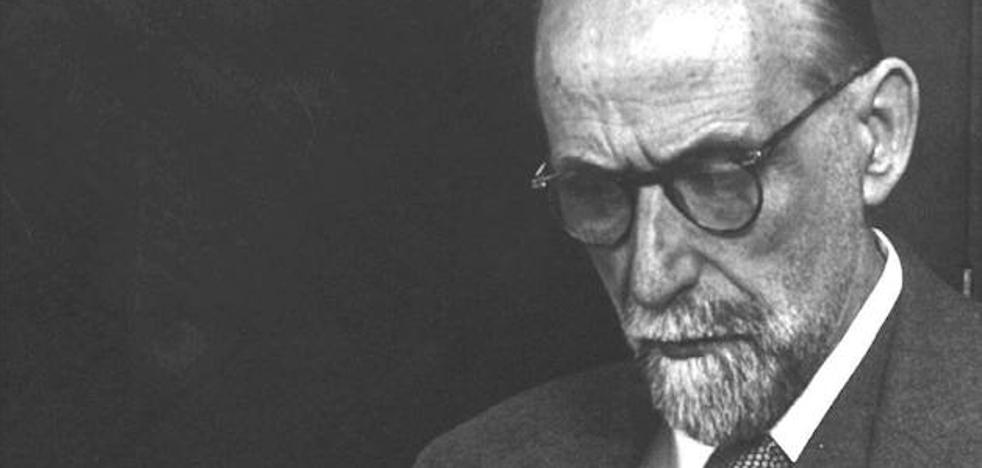 Juan Ramón Jiménez sufría depresión, según una tesis de la UMU