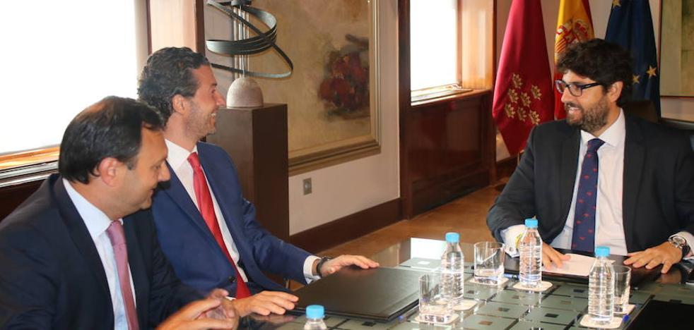 Rivera: «Los proyectos que son buenos para la Fremm también los son para la Región»