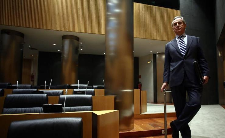 Miguel Blesa, un banquero señalado por la justicia