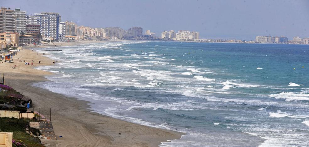 Muere ahogado en una playa de San Javier