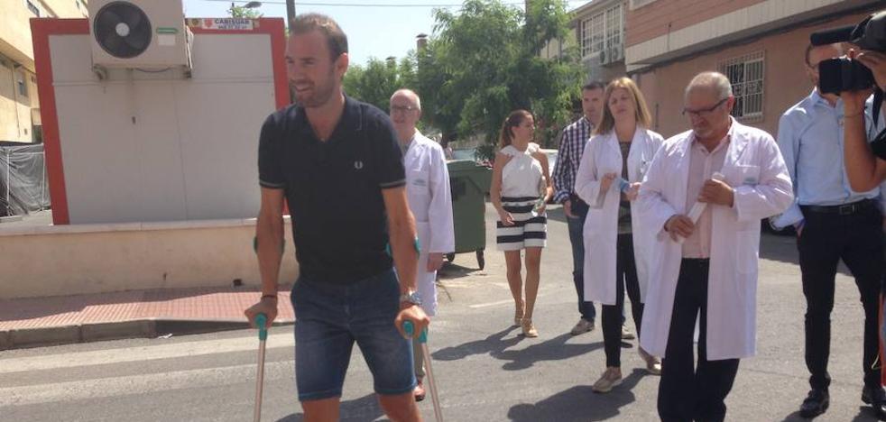 Valverde: «Puedo volver a lo que fui antes»