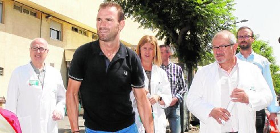 Valverde: «Volveré a ser el que era»