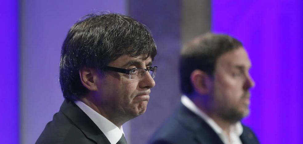 El letrado mayor del Parlamento catalán desautoriza el referéndum