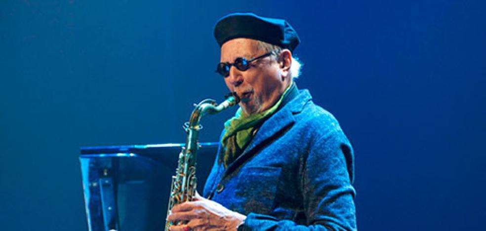 Charles Lloyd, en Jazz San Javier