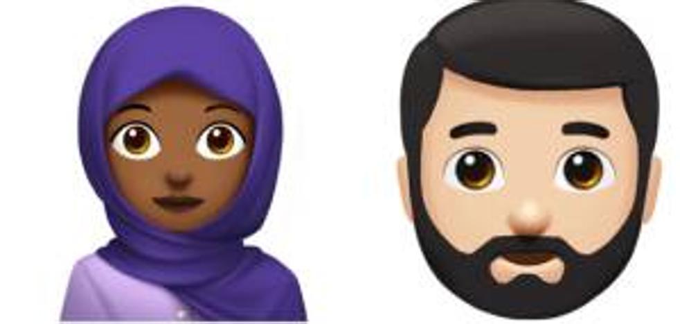 El emoji de una mujer vistiendo hijab estará disponible pronto