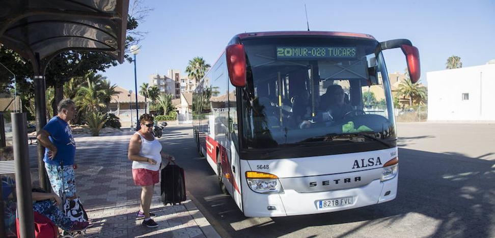 Playa Paraíso tendrá autobús a La Manga la próxima semana